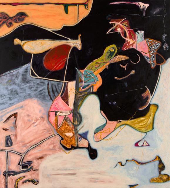 , 'Whispering Cheik,' 2015, Josh Lilley