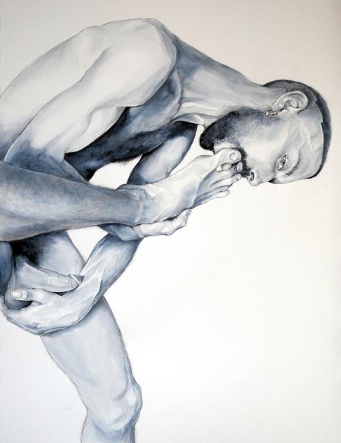 , 'Oral Fixation 2,' 2015, Zhou B Haus der Kunst