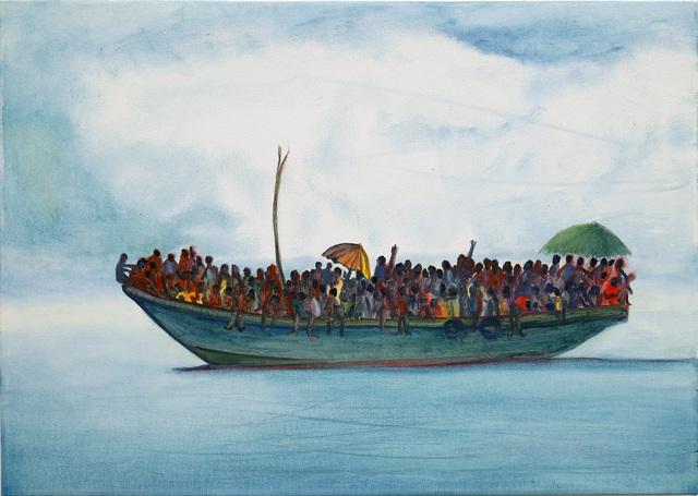 Zamir Shatz, 'Sierra Leone', 2016, Rosenfeld Gallery