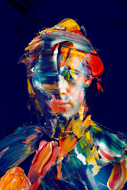 , 'He Knows Everything ,' Contemporary, D-Contemporary