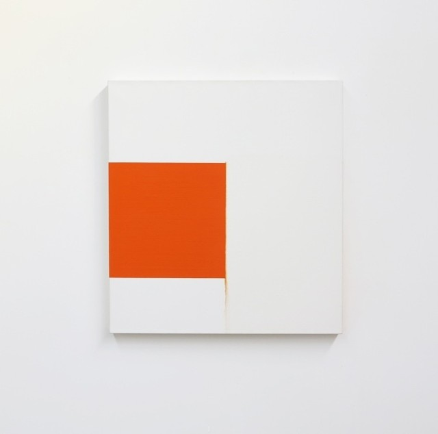 Callum Innes, 'Exposed Painting Cadmium Orange ', 1999, Fox Jensen Sydney / Fox Jensen McCrory Auckland