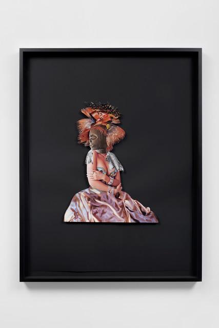 , 'Adjoa,' 2017, De Buck Gallery
