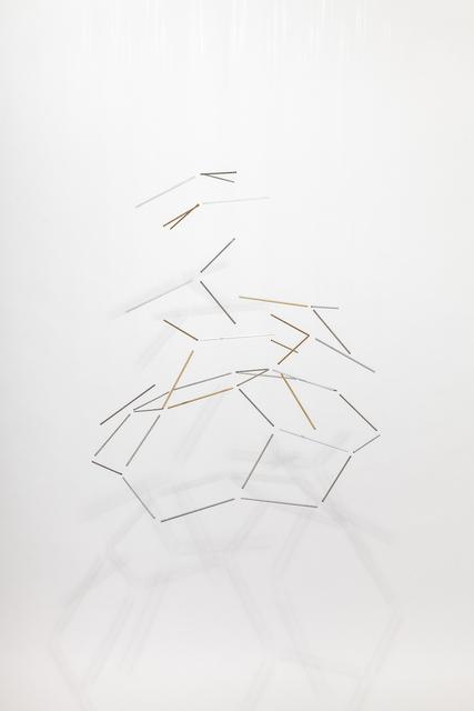 , 'HexaNet On Tubes,' 2015, Galería RGR