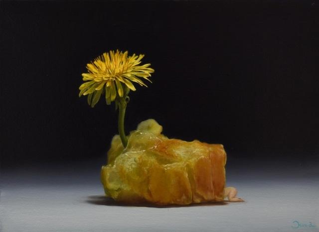 , 'a rice cracker,' 2018, Gallery Seizan