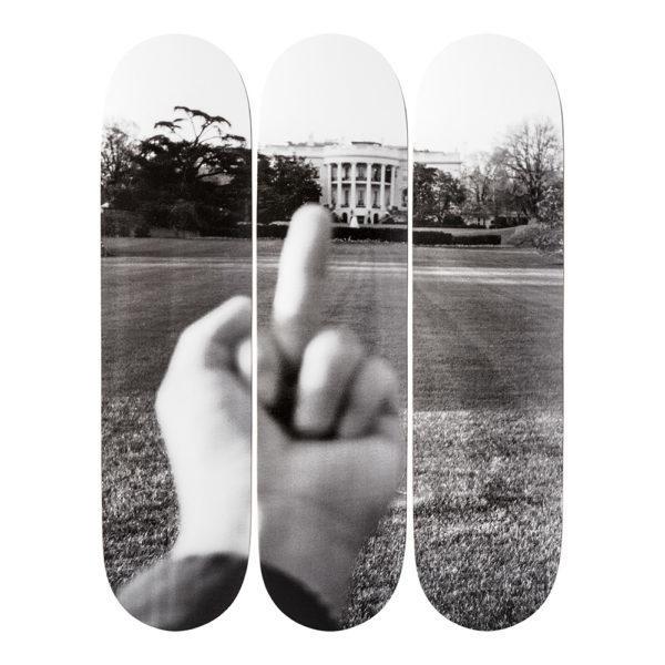 Ai Weiwei, 'White House', 2017, MSP Modern