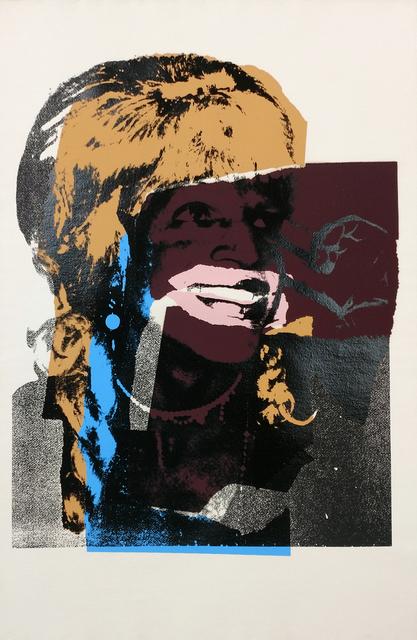 Andy Warhol, 'LADIES & GENTLEMEN FS II.133', 1975, Print, SCREENPRINT ON ARCHES PAPER, Gallery Art