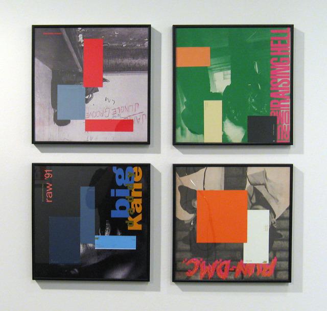 , 'Untitled I - IV,' 2014, Hionas Gallery