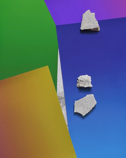 , 'Concrete Compositions (Series 3) #1,' 2015, Galerie pompom