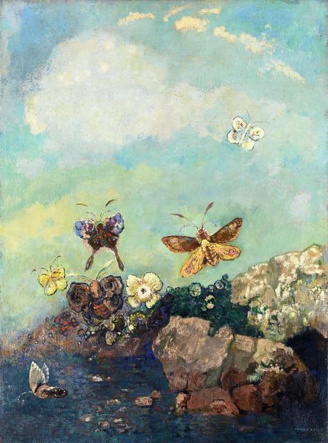, 'Papillons (Butterflies),' ca. 1910, Fondation Beyeler