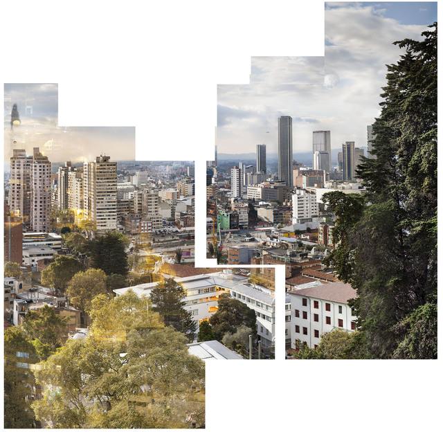 , 'Escenario Urbano,' 2014, Galeria El Museo