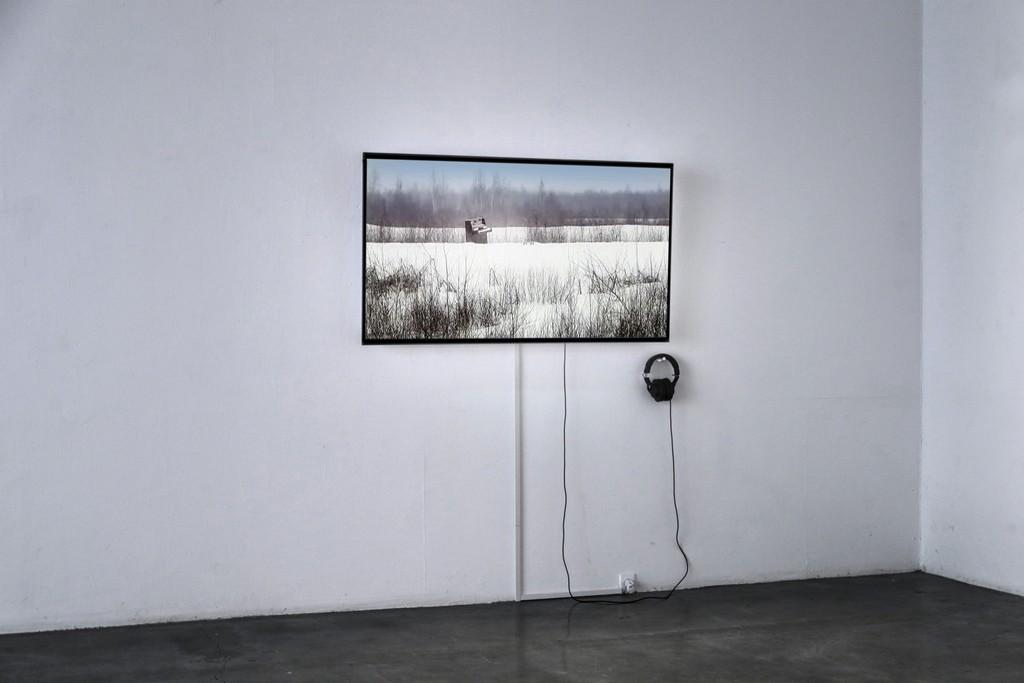Mariana Vassileva, <Kronstadt 2014>, Single channel video, Color, Stereo Sound, 16:9, 1:20min., 2014