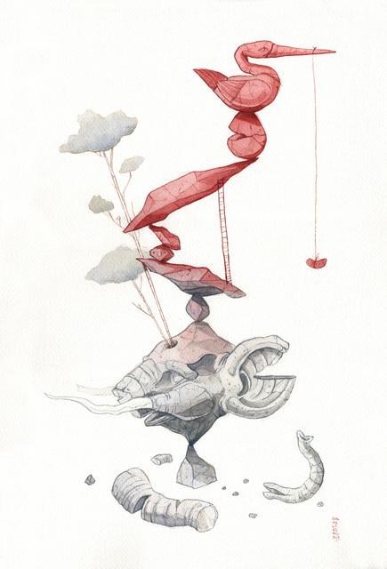 , 'Balance is impossible VI ,' 2019, GCA Gallery