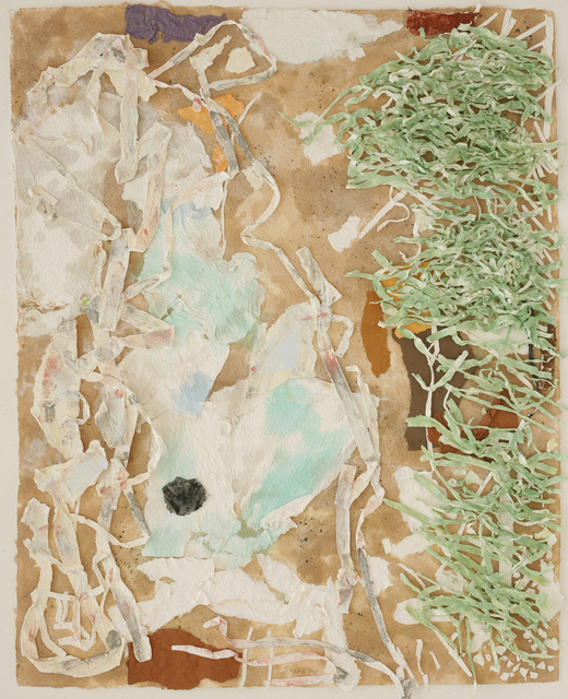 , 'Grass by the Riverside,' 2006, STPI