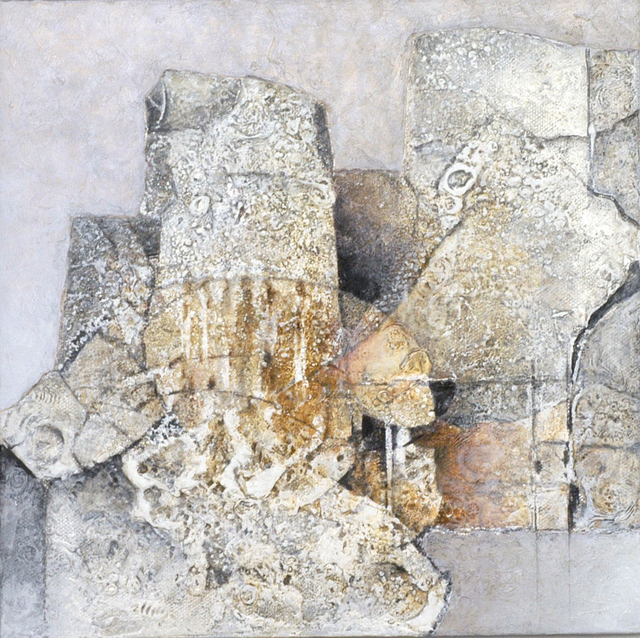 Paul Jones, 'Alternate Edge', 2020, Painting, Acrylic and mixed media on board, Sladers Yard