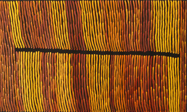 Ronnie Tjampitjinpa, 'Fire Dreaming', Wentworth Galleries