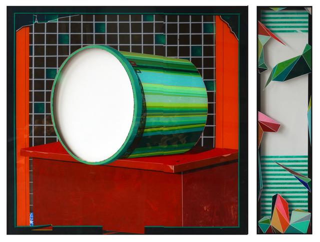, 'Polymethylmethacrylate; C5H8O2,' 2016, Galerie Liusa Wang