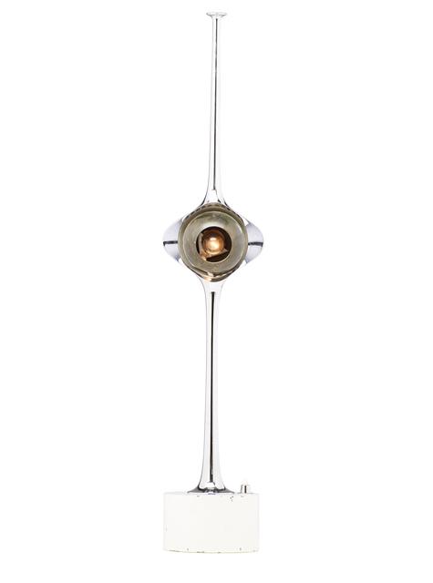 Angelo Lelii, 'Cobra lamp, Italy', Rago