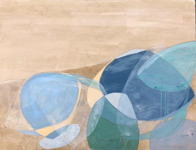 , 'Amongst the Dunes,' 2018, Flow 305