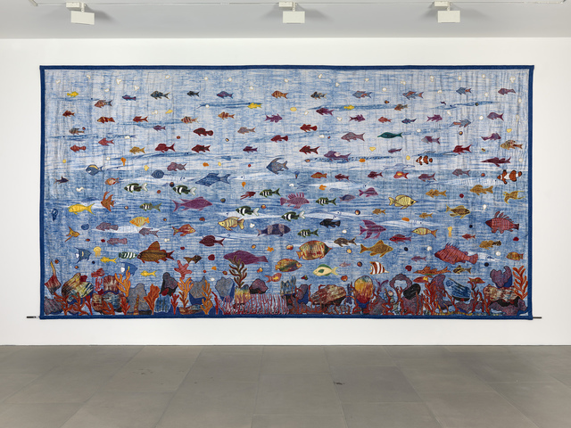 , 'Ocean, Mother and Life,' 2015, Blain   Southern