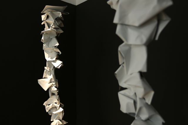 , 'Totem 1 Good Ideas Bad Ideas,' 2016, Anna Laudel