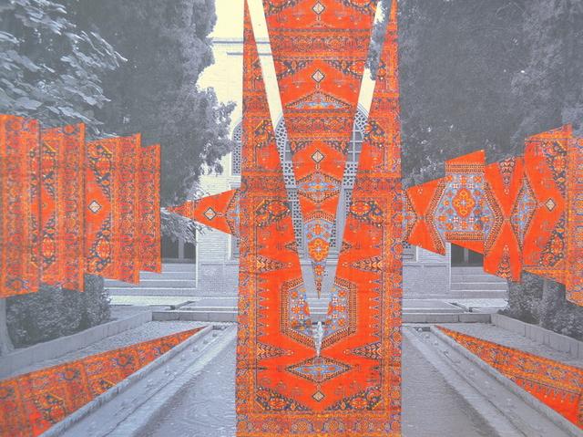 , 'Kashan II,' 2014, Janet Rady Fine Art