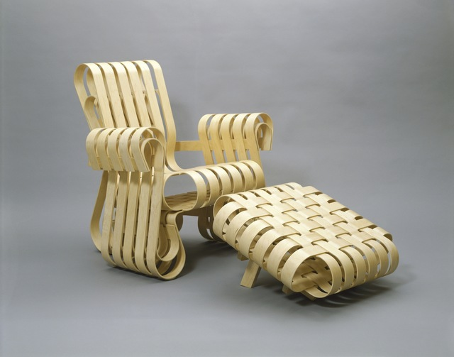 Frank Gehry, 'Power Play Armchair', 1991, Museum of Arts and Design
