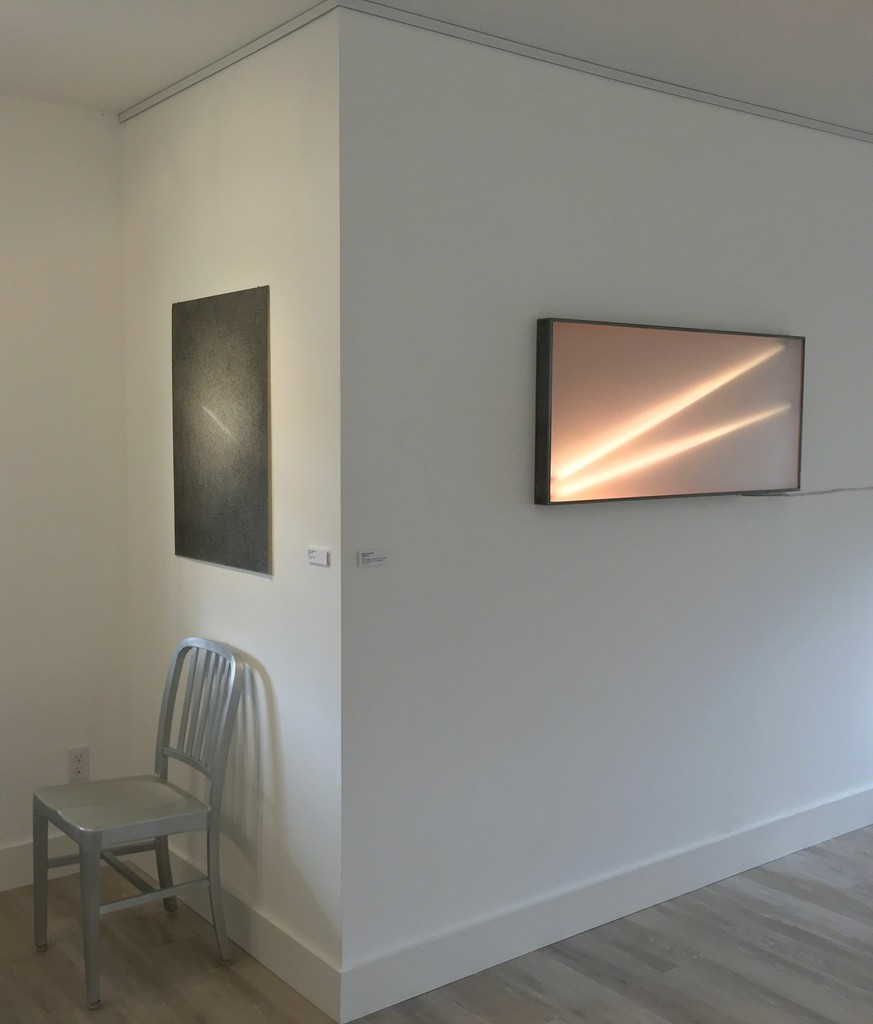 Installation view, FLOW: Matilde Alessandra at 571 Projects
