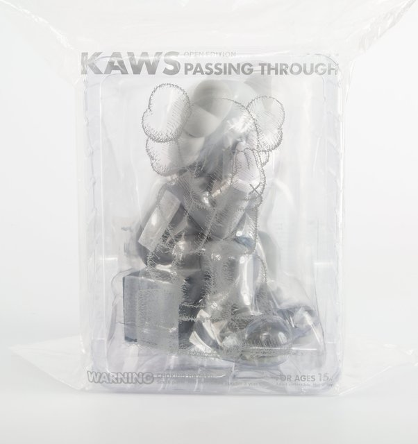 KAWS, 'Passing Through, set of three', 2018, Heritage Auctions