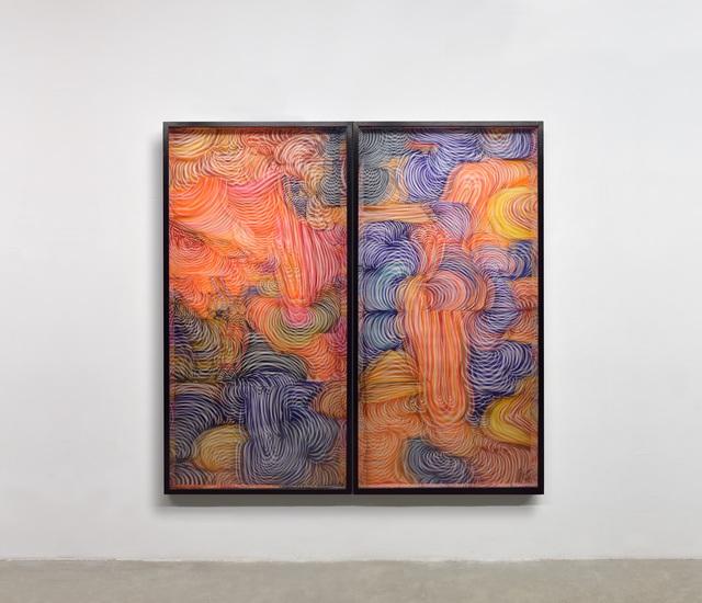 , 'Mirror 1915 & 2015 Dittico,' 2015, Eduardo Secci Contemporary