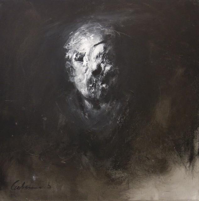 , 'Visage 4.5.7,' 2017, Bouillon d'Art Galerie