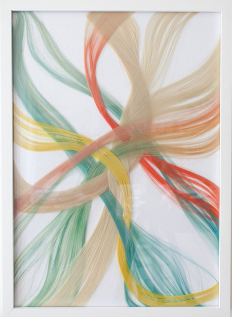 , 'Intermediate Filaments 5,' 2014, Mizuma Art Gallery