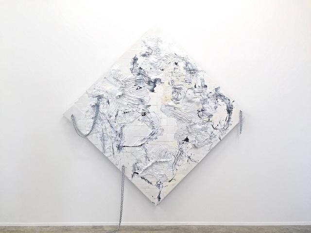 , 'Untitled (dark diamond),' 2016, The Southern