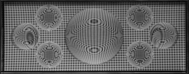 , 'Esfera de Espacio Dual (Negra),' 2014, RGR+ART