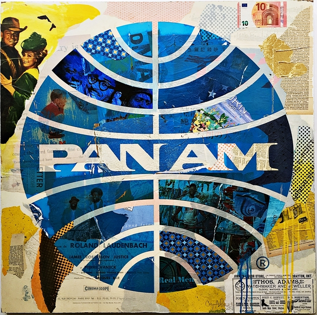 , 'Pan Am ,' 2019, Alpha 137 Gallery