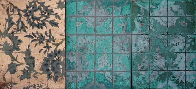 , 'Series Persian Tile, Fe26,' 2017, Roya Khadjavi