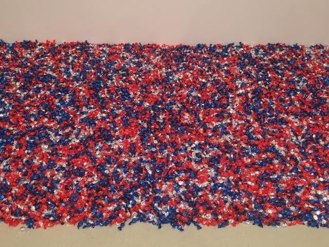 , 'Untitled (USA Today),' 1996/2016, The FLAG Art Foundation