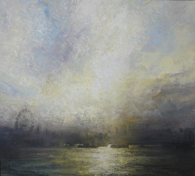 , 'The Thames,' 2016, Tanya Baxter Contemporary