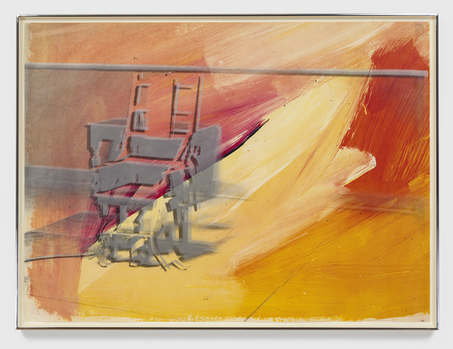 Andy Warhol, 'Electric Chairs', 1971, Susan Sheehan Gallery
