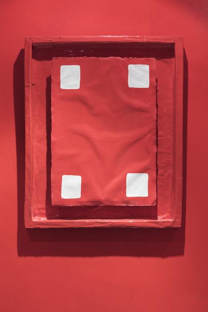, 'Mantle and Crust II,' 2015, LAMB Arts