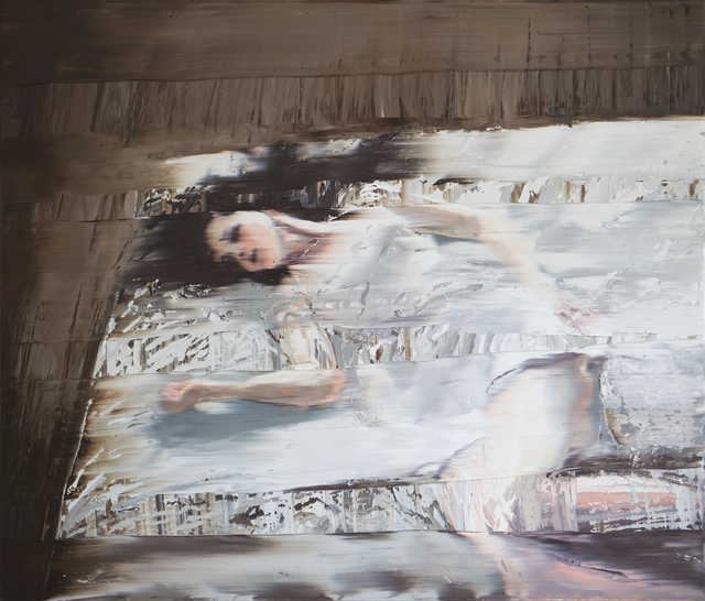 , 'White Dressed Girl,' 2016, Opera Gallery