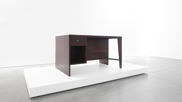 , 'Indian Rosewood Desk,' ca. 1958, Peter Blake Gallery