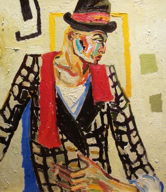 , 'A Hard Profile : Un Duro Perfil,' 2013, Kunst.cl
