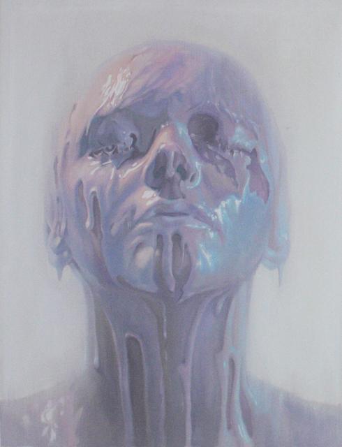 , 'Porcelain Body,' 2014, Jonathan LeVine Projects