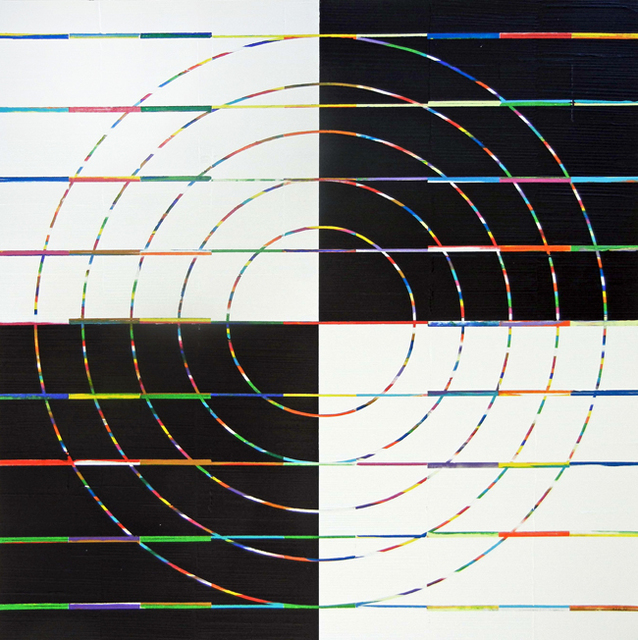 , 'Quarter Time II,' 2014, Marcia Rafelman Fine Arts