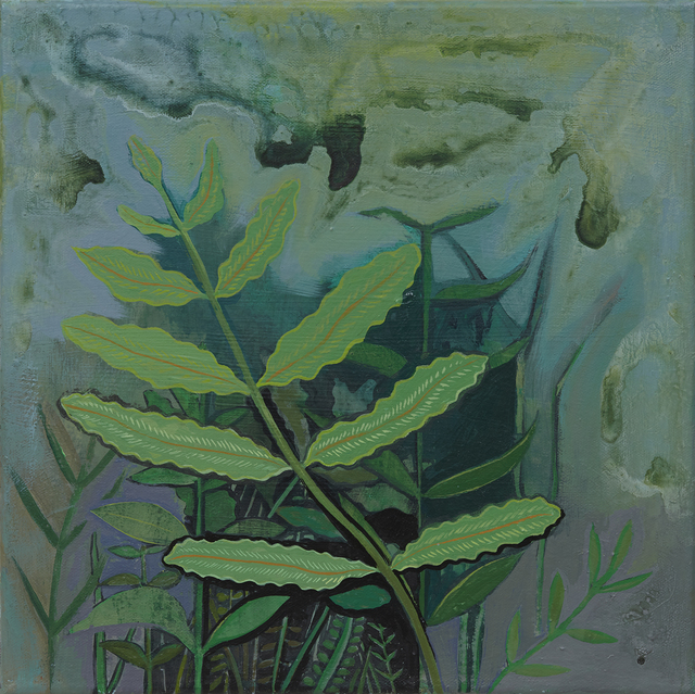 , 'Fern,' 2017, Freight + Volume