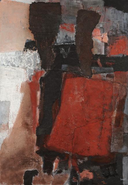 , 'Gudea Priest of Akkad,' 1957-58, Weinstein Gallery