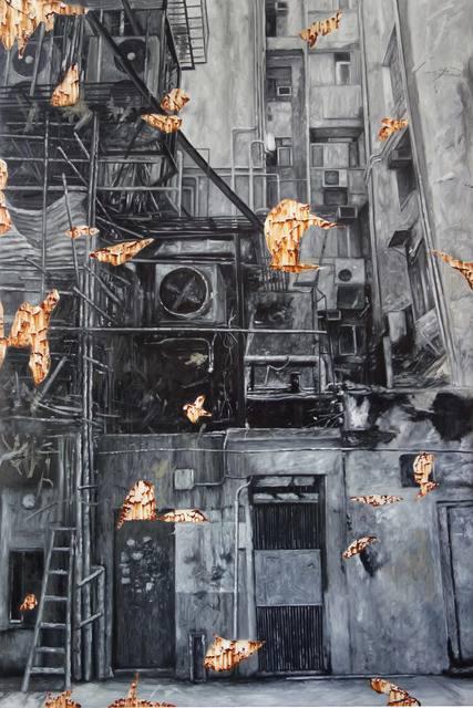 , 'Dwelling,' 2017, YOD Gallery
