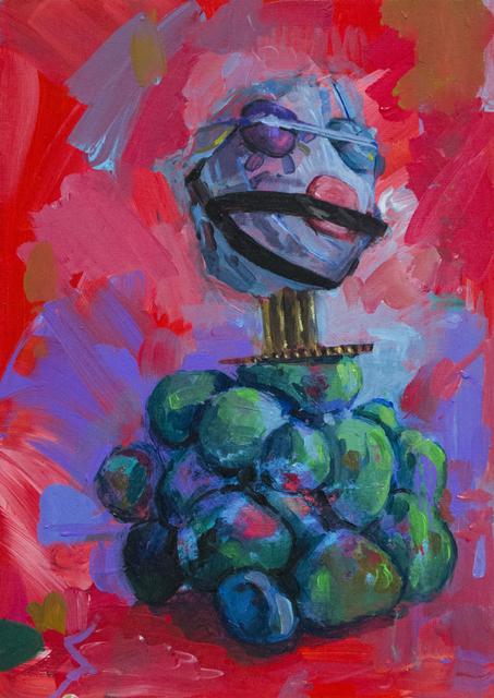 , 'The Tourist,' 2019, Galerie Heike Strelow
