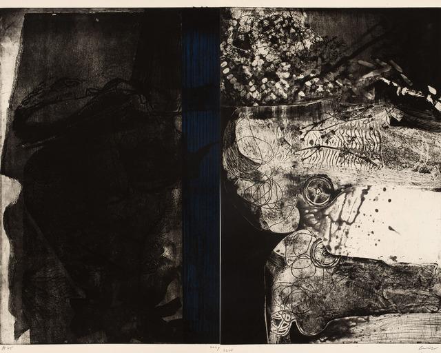 , 'Baby Blue,' 1986-1997, Meem Gallery