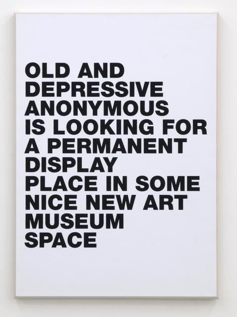 , 'Untitled,' 2006-2008, Galerija Gregor Podnar